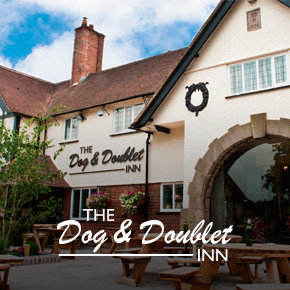 The Dog & Doublet Sandon