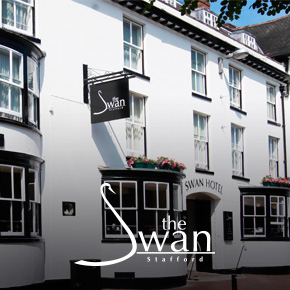 The Swan Hotel Stafford